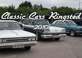 Classic Cars Ringsted 2010